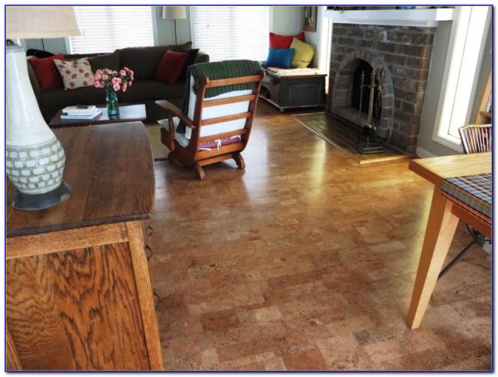 Cork flooring pros and cons basement flooring home for Basement pros and cons