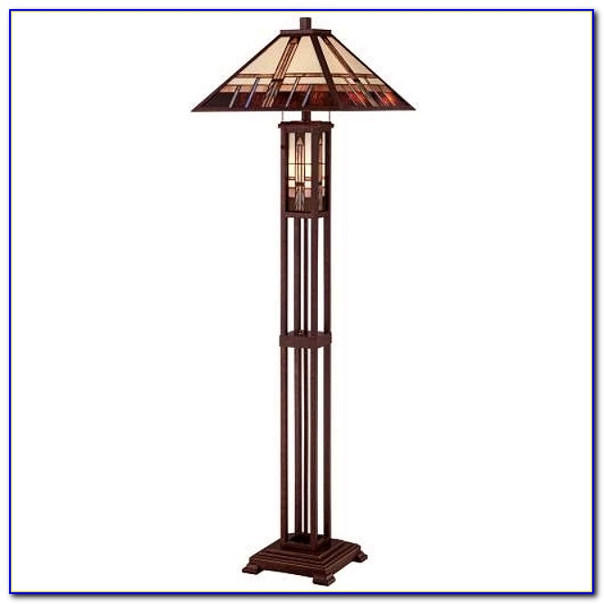 Craftsman Style Floor Lamps