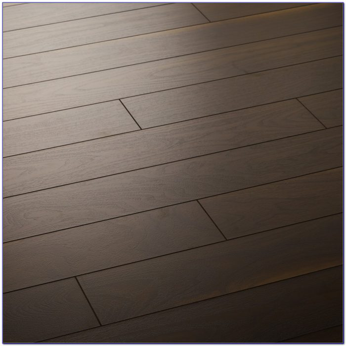 Dark Walnut Wood Laminate Flooring