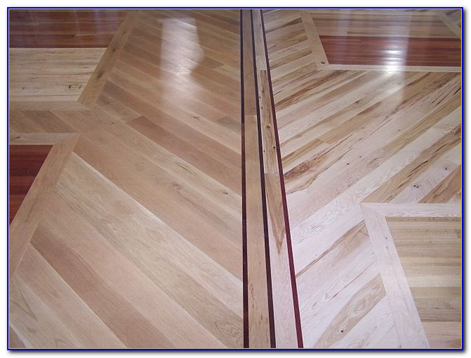 Difference In Hardwood Floors