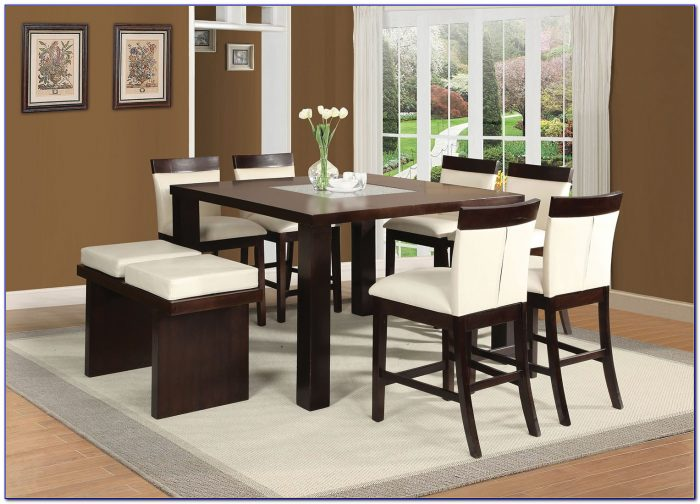 Dining Room Sets With Bench Seat