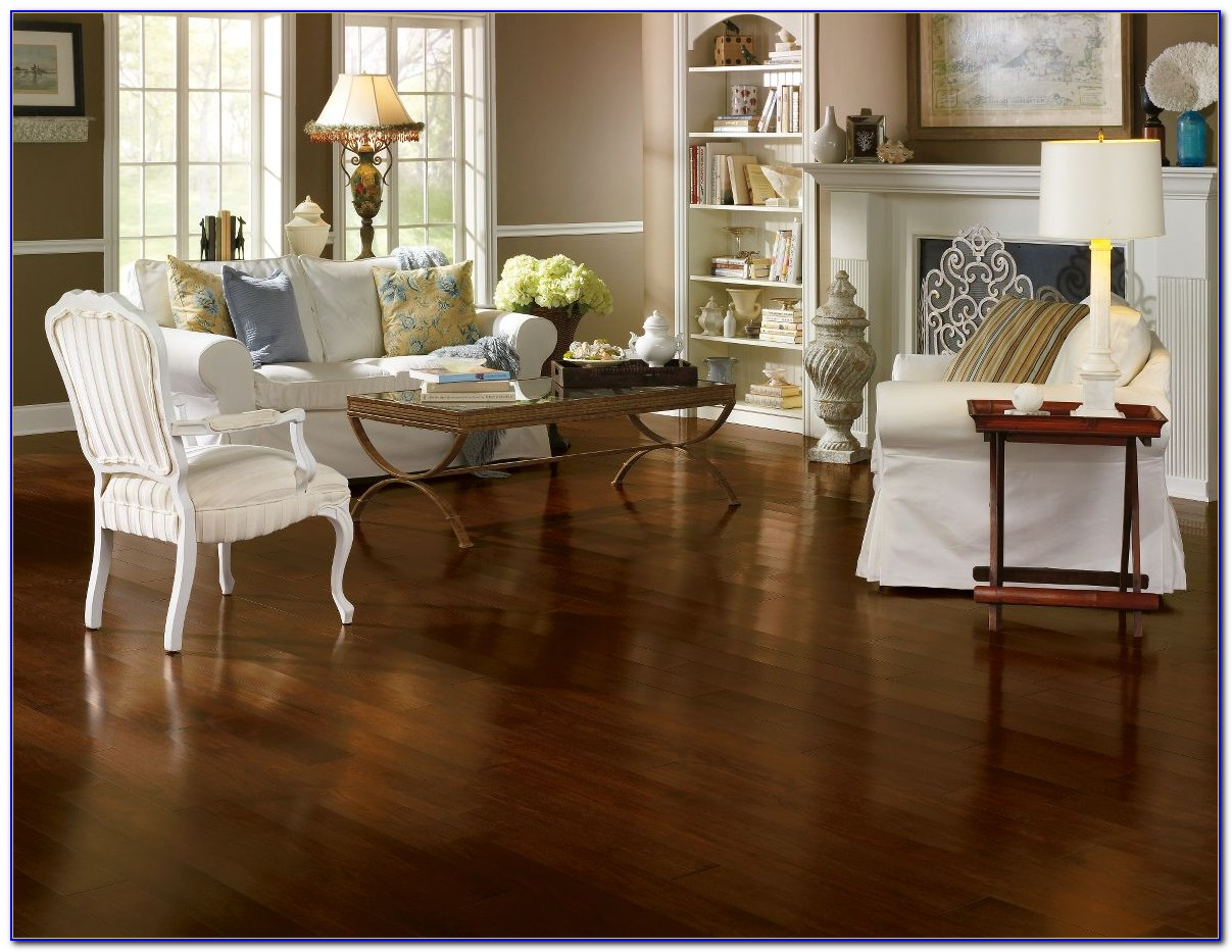 Dupont Real Touch Elite Sand Hickory Laminate Flooring