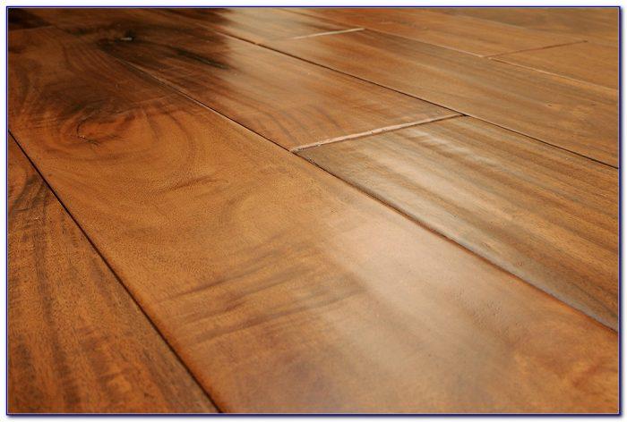 Engineered Hardwood Versus Laminate Flooring