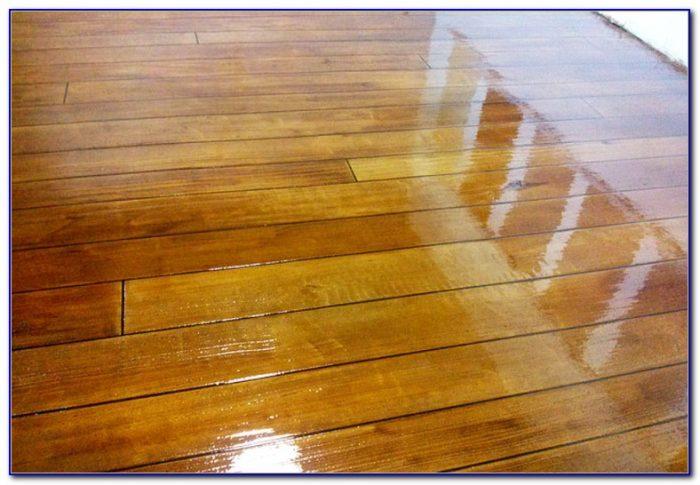 Epoxy Coating For Wood Floors