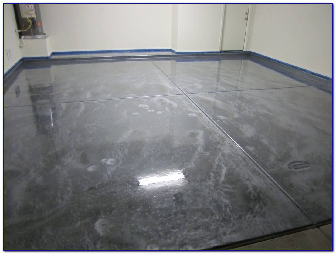 Epoxy Garage Floor Coating Video Flooring Home Design