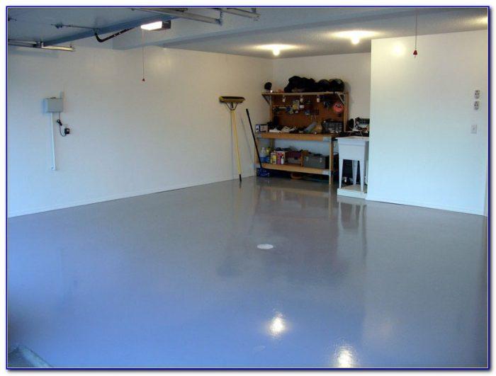 Epoxy Paint For Garage Floors Colors