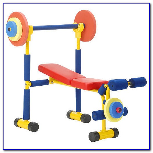 Fitness Gear Weight Bench Accessories
