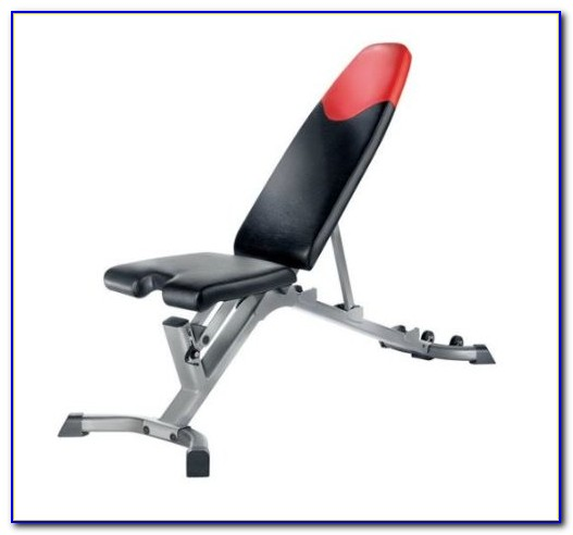 Fitness Gear Weight Bench Manual