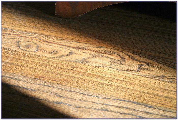 Fix Engineered Wood Floor Scratches