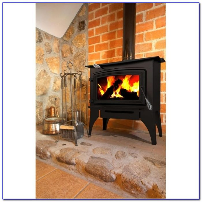 Floor Protection Under Wood Stove