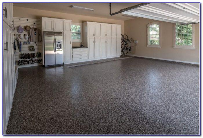 Garage Epoxy Floor Coatings