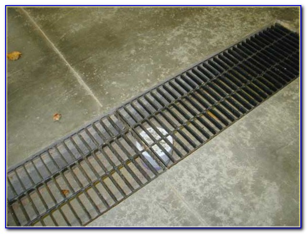 Square Garage Floor Drain Covers Flooring Home Design