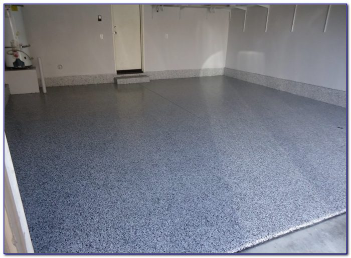 Garage Floor Epoxy Utah