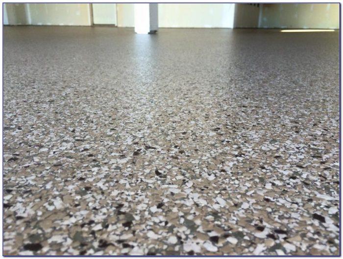 Garage Floor Tiles Or Epoxy