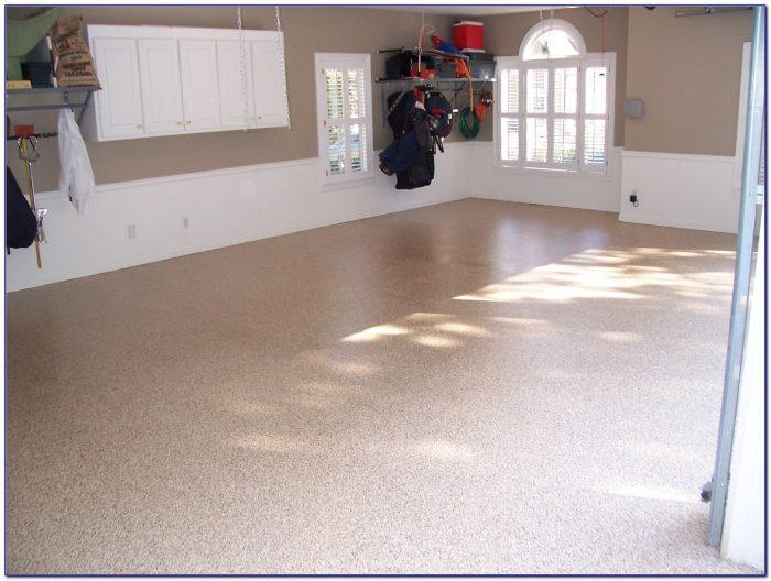 Garage Floor Tiles Vs Epoxy