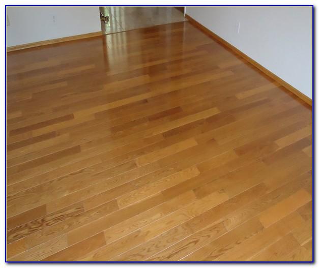 Golden Amber Oak Laminate Flooring