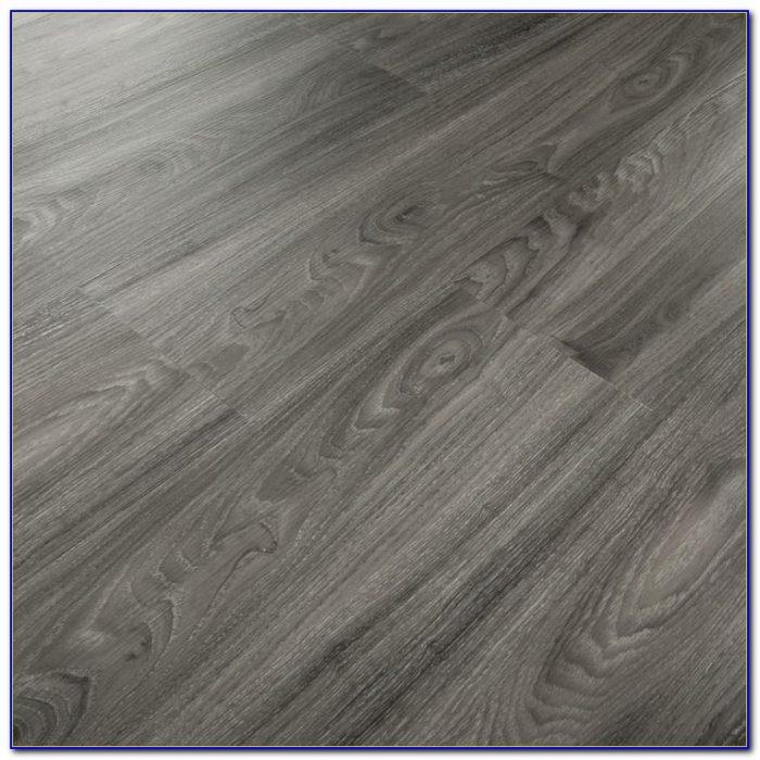 Gray Slate Vinyl Plank Flooring