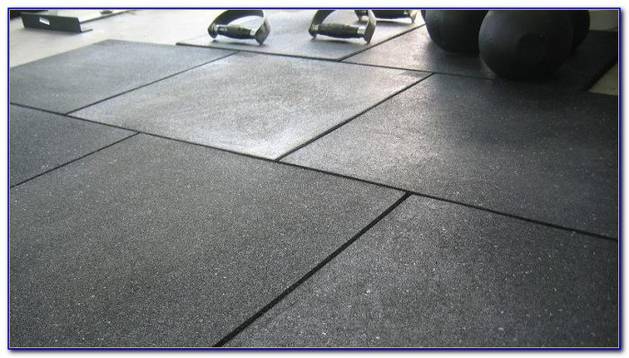 Home Gym Floor Covering