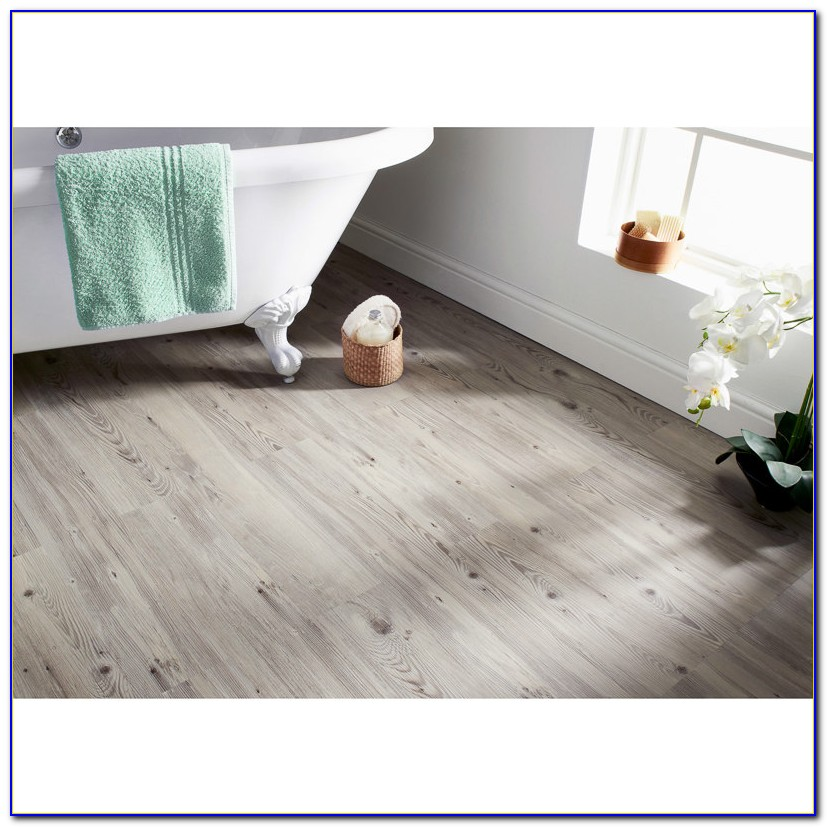 Homebase Self Adhesive Vinyl Floor Planks