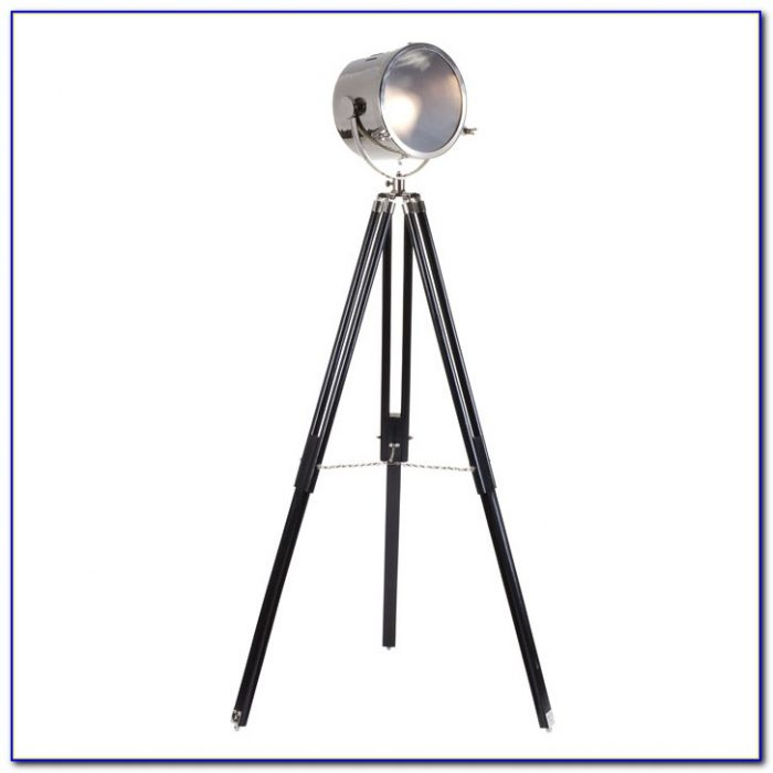Movie Studio Tripod Floor Lamp Flooring Home Design Ideas Rndle70vq889608