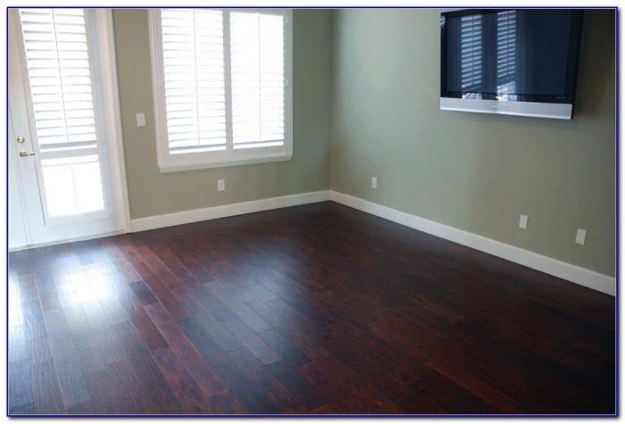 Install Glue Down Wood Flooring