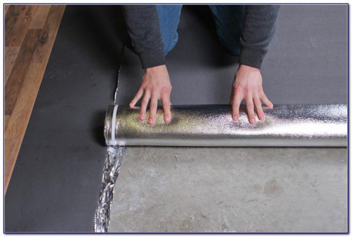 Install Moisture Barrier Under Laminate Flooring