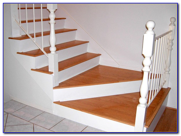 Installing Laminate Flooring On Concrete Stairs