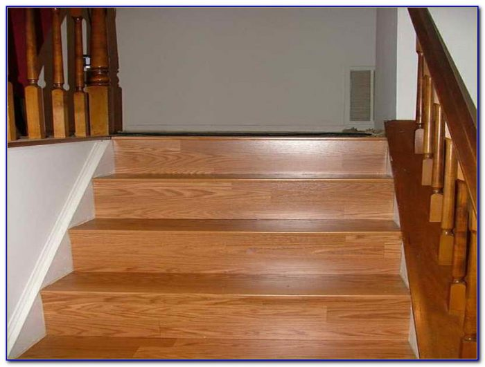Installing Laminate Flooring On Curved Stairs