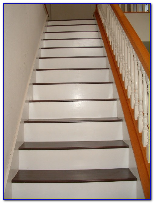 Installing Laminate Flooring On Open Stairs