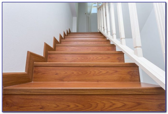 Installing Laminate Flooring On Rounded Stairs
