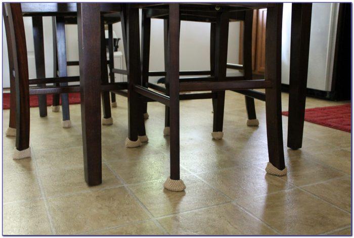 Kitchen Chair Leg Floor Protectors