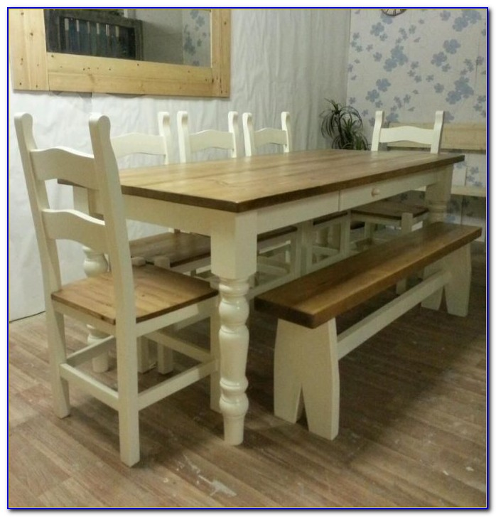 Kitchen Table Bench Seating Storage
