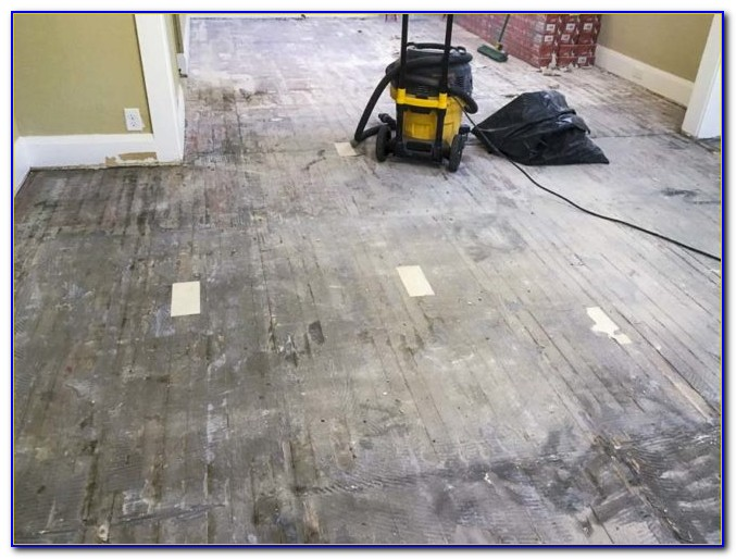 Laminate Flooring Moisture Barrier On Wood Subfloor