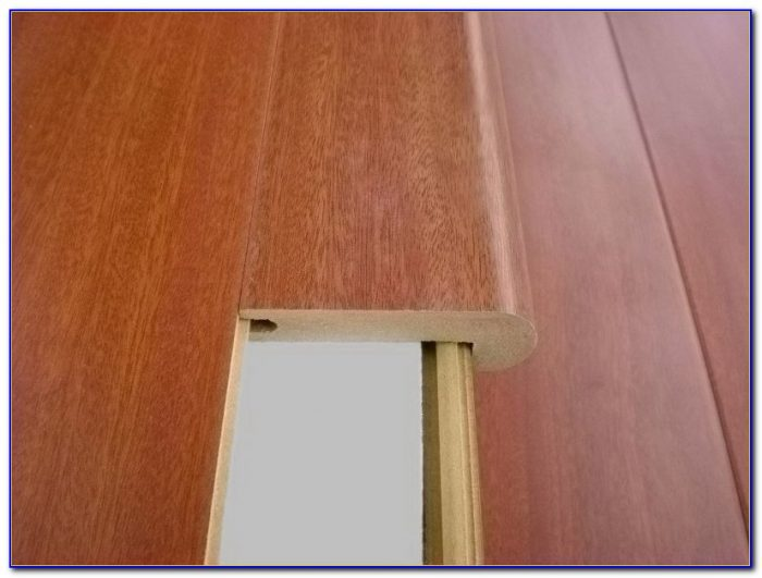 Laminate Wood Flooring Stair Nose