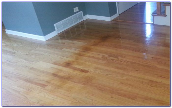 Laminate Wood Flooring Water Damage