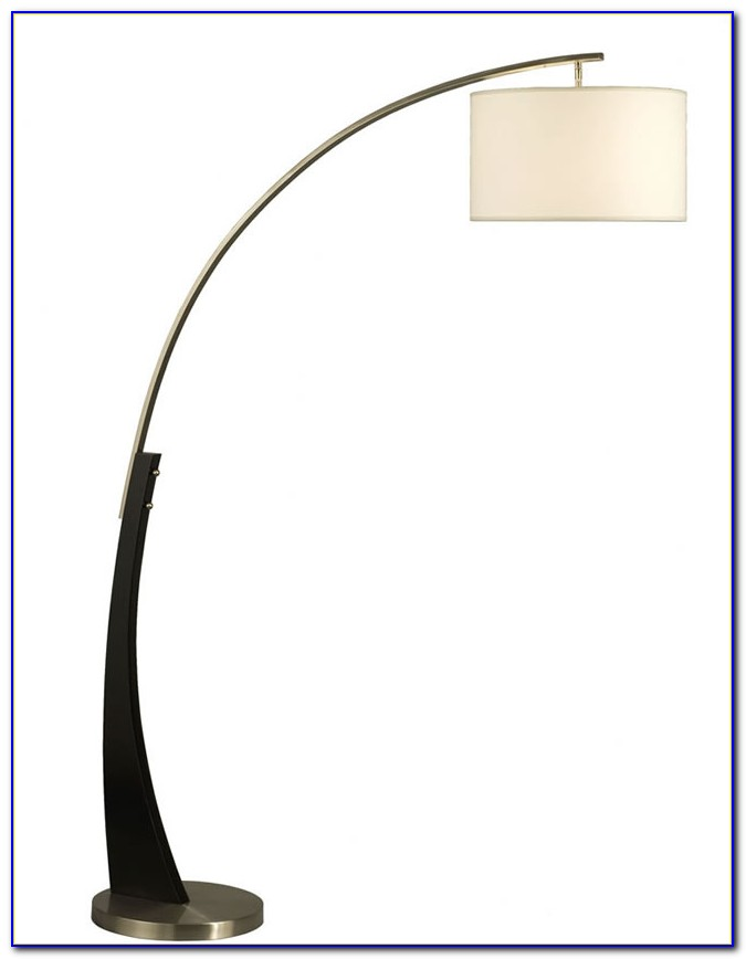 Large Arc Floor Lamps Contemporary