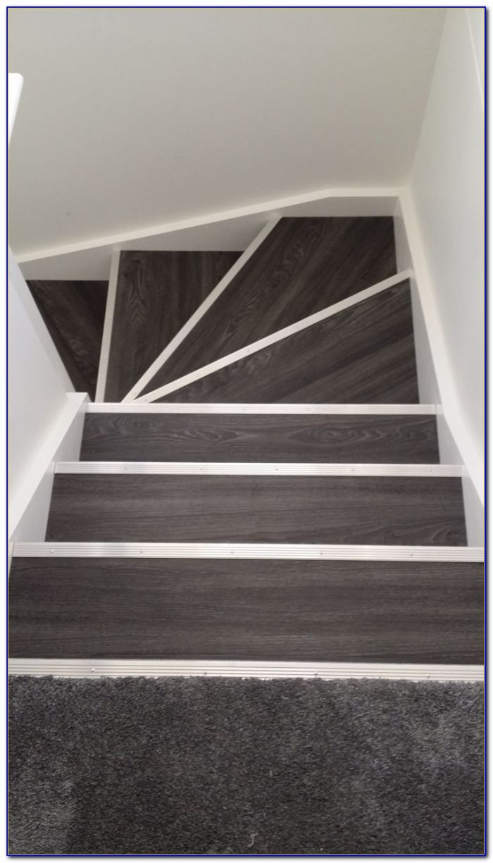 Can I Put Vinyl Plank Flooring On Stairs Flooring Home
