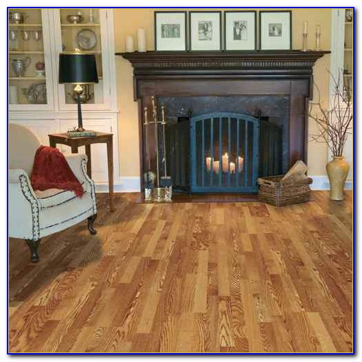 Lock N Seal Laminate Flooring Amber Oak