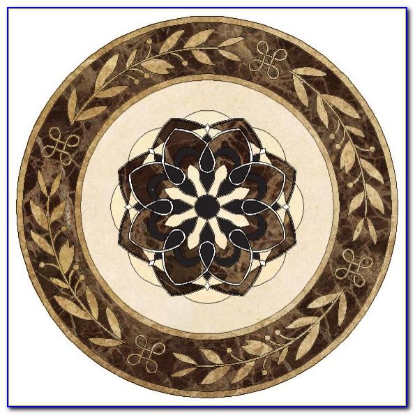 Marble Medallions For Floors