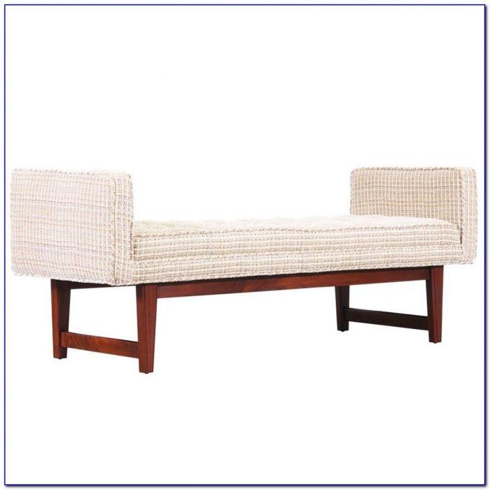 Mid Century Modern Bench Ebay