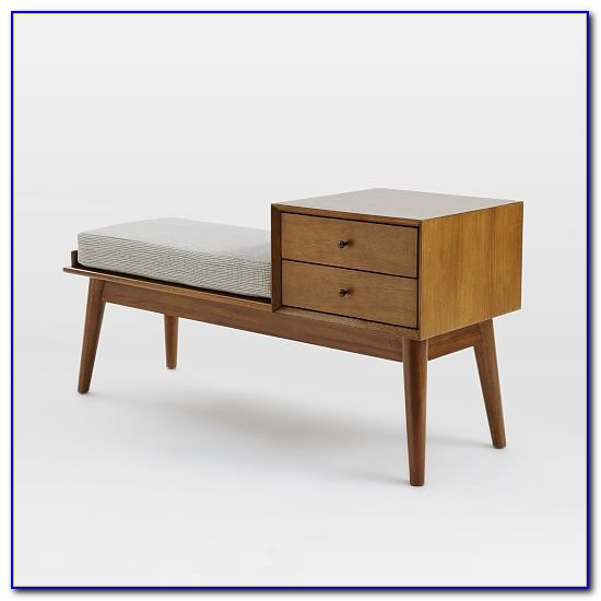 Mid Century Modern Bench Uk Bench Home Design Ideas