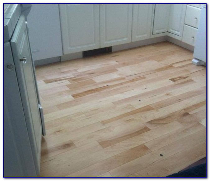 Mohawk Northern Maple Laminate Flooring