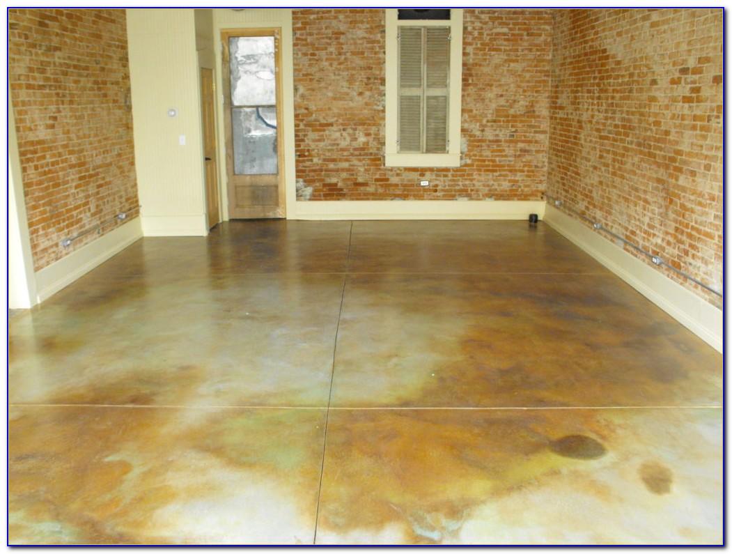 Moisture sealer for concrete floors flooring home for Vinegar on concrete floor
