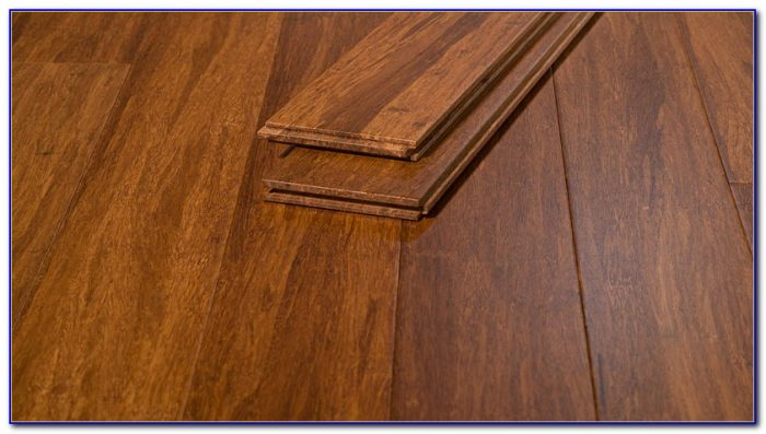 Nail Down Bamboo Flooring Video