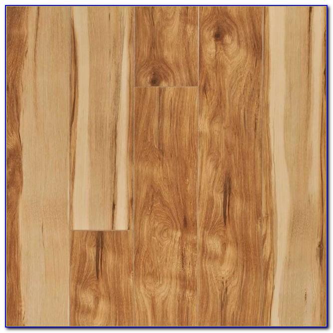 Natural Hickory Laminate Flooring