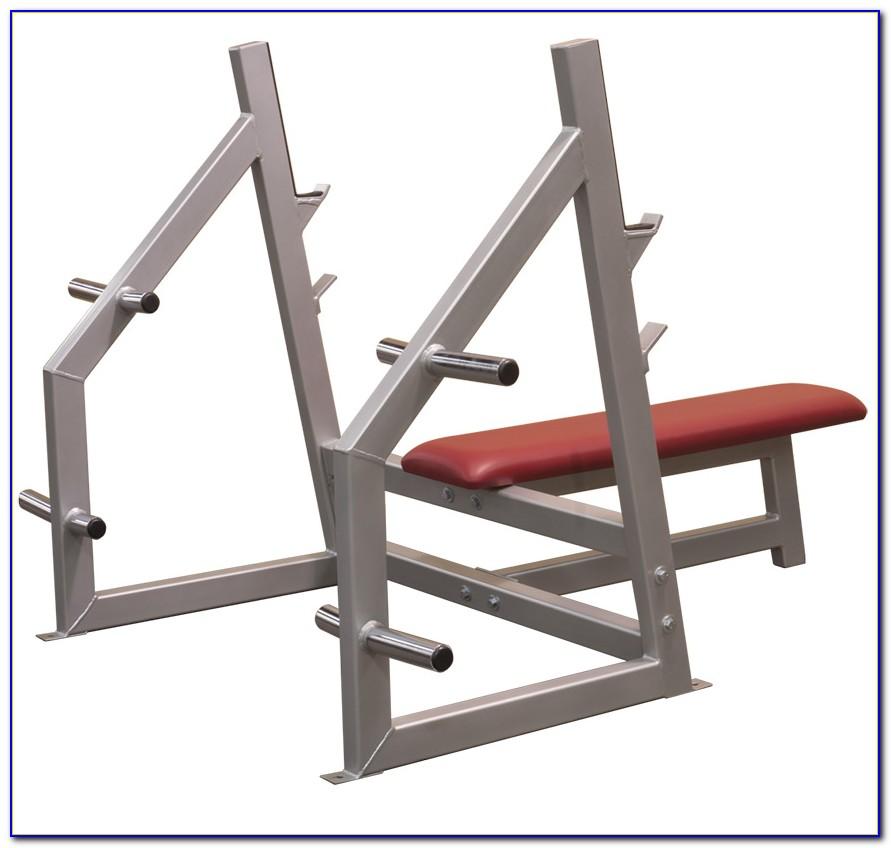 Nautilus Olympic Weight Bench Set