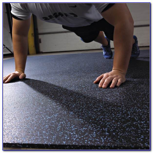 Non Slip Gym Flooring