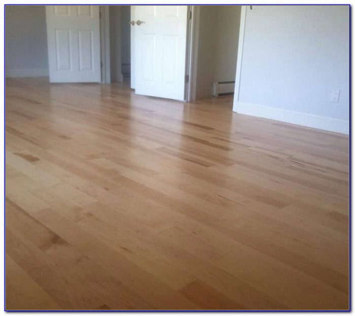 Northern Maple Laminate Flooring