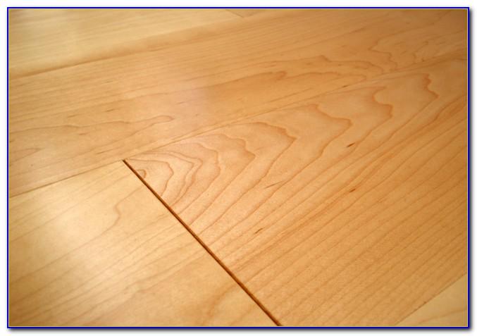 Owens Engineered Plank Wood Floor