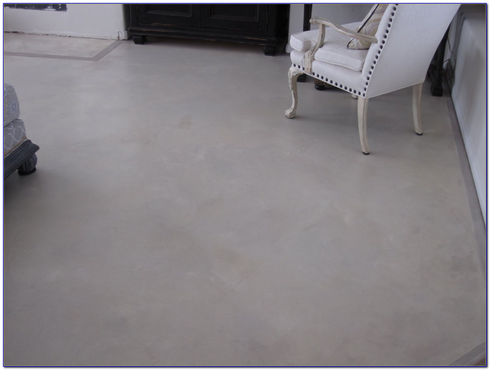 Ideas For Basement Cement Floors Flooring Home Design